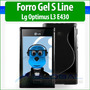 Lg Optimus L3 2 Ii E430 E425 Forro Tpu Case Estuche Funda Hd