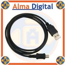 Cable Usb Cargador Datos Blackberry Pearl Curve 8100 8300 Bb