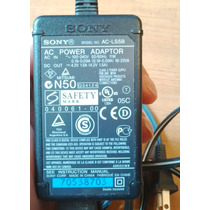 Cargador De Corriente Ac-ls5b Para Cámaras Sony Cyber Shot