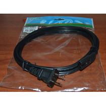 Cable De Corriente Wash 2 Puntas Para Cargador , Impresora