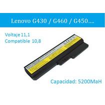 Batería Lenovo G430 G450 G460 Lenovo Ideapad B460 G430 V460