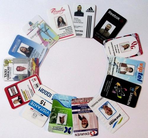Carnets Pvc Credit Card