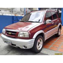 Chevrolet Grand Vitara 5 Ptas 4x4 - Sincronico
