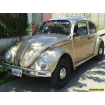 Volkswagen Escarabajo 1600 - Sincronico