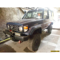 Toyota Macho Chasis Largo (fzj78) 4x4 - Sincronico