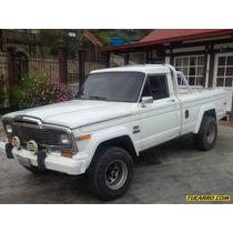Jeep Pick-up J10