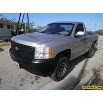 Chevrolet Silverado Doble Cabina Ls - Automatico