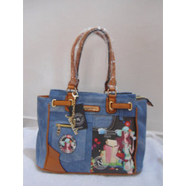 Carteras Nicole Lee De Jean Mayor Y Detal