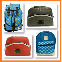 Bolsos Morrales Mochilas Backpack Para Damas