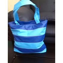 Cartera/bolso De Dama De Moda Color Azul