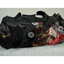 Bolso Deportivo Nike Ideal Para Gimnasio O Viajes Playa