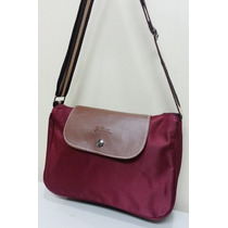 Bolsos Bandoleros Cruzados Long Champ Mayor Y Detal
