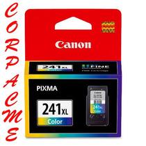 Tinta Canon Original Tricolor Mg2120/mg3120/mx372 Cl-241xl