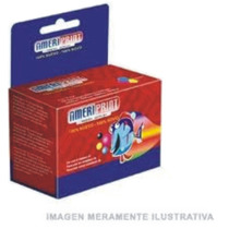 Cartucho De Tinta 100% Compatible Hp 21 Xl Negro