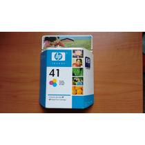 Cartucho De Tinta Hp 41 Tres Colores Deskjet 820 / 850 / 870
