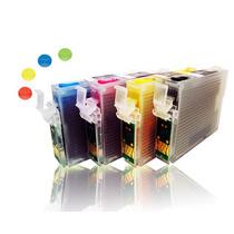 Cartuchos Recargables Para Epson Xp201 Xp401