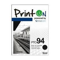 Printon Cartucho Compatible Con Hp 94