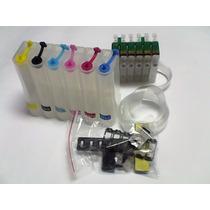 Sistema Continuo Artisan 50 Rx580 Rx595 Rx680 R260 R280 R380