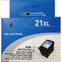 Cartucho Generico 21xl (20ml). Disponible Otros Modelos
