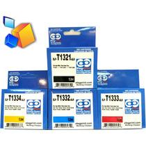 Cartucho Epson 132n 133 Generico 15ml T22 Tx120 Tx130 Y Mas