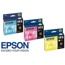 Tintas Epson 195 Originales