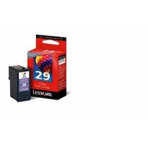 Cartucho Lexmark 29 Color En Bolsa Nuevo Original Vencido