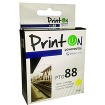 Cartucho Print On Hp No 88 C9386a C9387a C9388a C9385a