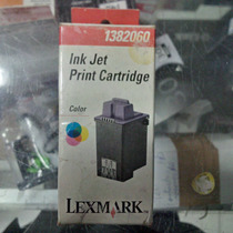 Cartucho Lexmark Color Impresora Jetprinter 2070 Mod 1382060