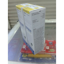 Botella Epson Tinta Amarilla (yellow) T6644 70 Ml Para L200