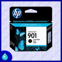 Oferta Cartucho Original Hp 901 Negro Black Cc653al