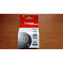 Cartucho De Tinta Canon Pg-40 Pixma Ip1200 / Ip1300 Y Más