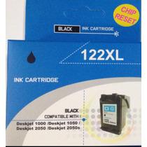 Cartucho Generico Hp 122xl Negro. Garantizado