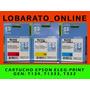 Cartucho Epson T132, T133 Elegprint (negro Y Color)