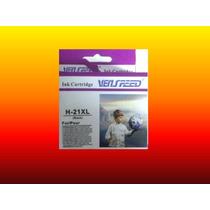 Cartucho Hp 21k Xl Generico Negro % Garantizado