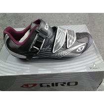 Zapatos De Ciclismo Damas Ruta. Marca Giro Modelo Solara