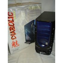 Key,case,cpu Foxconn+lampara+fuente+quemador Dvd+disipador