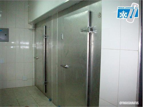 Cava Cuarto Refrigeracion Fabricación Paneles