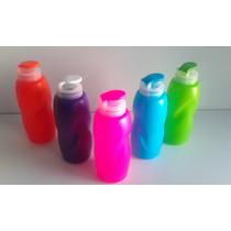 Termo Cooler De Agua Plástico 1lt Niños Colegio Gym Deportes