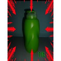 Termo Cooler De Plástico De 1lt Para El Colegio,deportes,gym