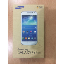 Samsung Galaxy S4 Mini Dual Sim Gt-i9192 Android 8mp