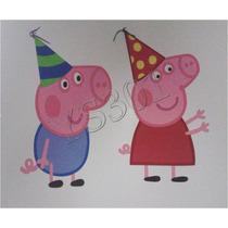 Figuras En Foami De Peppa Pig