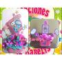 Hermosos Centros De Mesas Infantiles, Frozzen, Princesas
