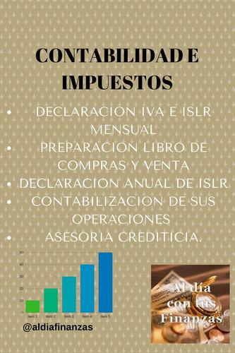 Certificación De Ingresos,contabilidad, Balance Personal