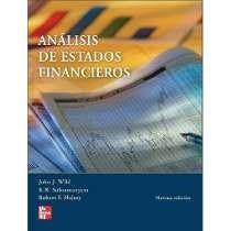 Libro Análisis De Estados Financieros, En Formato Pdf