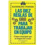 Libro, Las 10 Reglas De Oro Para Trabajar En Equipo Randlph/