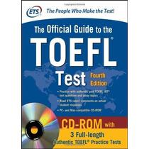 Libro De Inglés The Official Guide To The Toefl Test, 4ª Ed