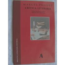 Critica Literaria Marcel Proust Ensayos