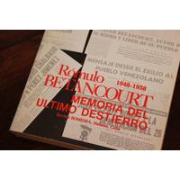 Rómulo Betancourt Y 23 De Enero 3 Libros: 1948-1958,