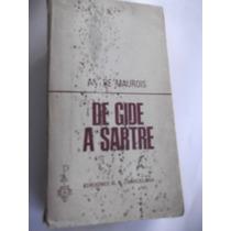 De Guide A Sartre Ensayos Literarios Andre Maurois
