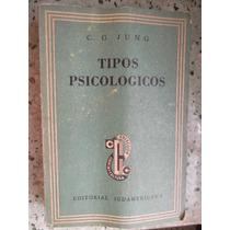 Tipos Psicologicos Carl Gustav Jung Editorial Suramericana